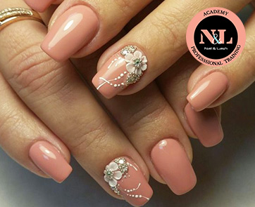PROFESSIONAL 3D & 4D NAIL ART COURSE